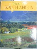 【書寶二手書T1/攝影_YHD】This is South Africa_Peter Borchert