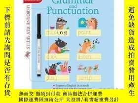 二手書博民逛書店Wipe罕見Clean Grammar And Punctuation 5-6-Y465786 Jessica