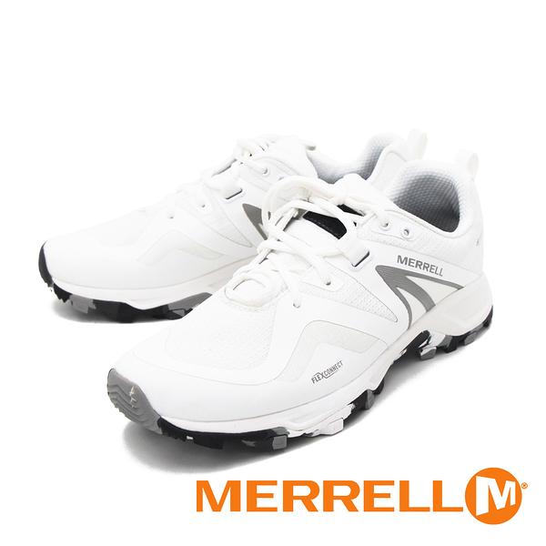 MERRELL(女) MQM FLEX 2 GORE-TEX® HIKING 郊山健行鞋 女鞋 -白(另有黑)