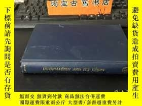 二手書博民逛書店INFORMATION罕見AND ITS USERS :a re