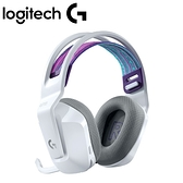 Logitech 羅技 G733 RGB炫光無線電競耳機麥克風 白【85折▼省700】