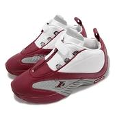 Reebok 籃球鞋 Answer IV OG 4 Allen Iverson 白紅 男鞋 艾佛森 【ACS】 FY9690