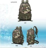 戶外登山雙肩包徒步運動包絕地求生大逃殺吃雞同款三級背包戰術包 『CR水晶鞋坊』