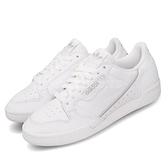 adidas 休閒鞋 Continental 80 W 白 紫 女鞋 運動鞋 小白鞋 【ACS】 EG8136