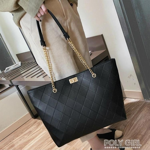 包包女包新款2021網紅手提包女大包大容量側背包時尚高級感托特包 夏季新品