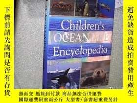 二手書博民逛書店Children s罕見OCEAN LIFE Encyclope