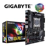Gigabyte技嘉 X299 UD4 Pro 主機板