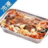 燒烤韓式牛沙朗片200G/盒【愛買冷凍】