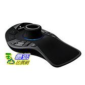 [2 美國直購] 3Dconnexion 滑鼠 旋鈕控制器 3DX-700040 SpaceMouse Pro 3D Mouse