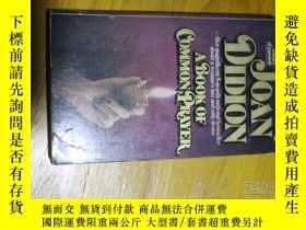二手書博民逛書店A罕見Book of Common PrayerY179933