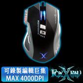 [富廉網] 【FOXXRAY】惡魔獵狐電競滑鼠 FXR-SM-17