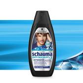 德國原裝 Schwarzkopf 男仕去屑止癢洗髮精 400ml【YES 美妝】