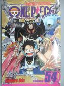 【書寶二手書T1/漫畫書_JLC】One Piece 54: Unstoppable_Oda, Eiichiro/ Oda, Eiichiro (ILT)