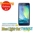 TWMST Samsung Galaxy A7 抗藍光 防潑水 疏油疏水 螢幕保護貼
