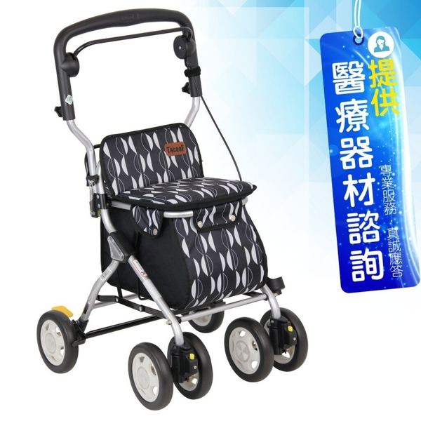 來而康 杏豐 tacaof 幸和 助行器 KSLM08 中型助步車 助行器補助
