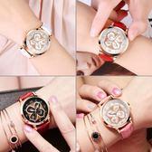 新款歐利時手錶女簡約全自動機械錶防水夜光女士時尚韓版學生手錶