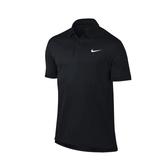 Nike AS M NKCT Polo [577188-010] 男 運動 休閒 針織 短袖 上衣 時尚 品味 黑