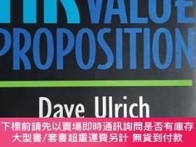 二手書博民逛書店The罕見Hr Value Proposition David 377 Y138362 (大衛·烏爾裏希)、W
