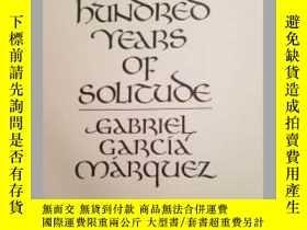 二手書博民逛書店【罕見】1983年限量發行豪華版ONE HUNDRED YEAR