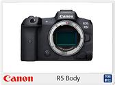 回函送記憶卡~ CANON EOS R5 Body 全片幅 單機身 相機 (R-5,公司貨)