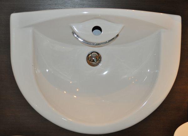 【麗室衛浴】NG商品  美國KOHLER洗臉盆 K-1364上崁盆  原價32000  特賣10000