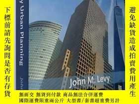 二手書博民逛書店contemporary罕見urban planning Joh