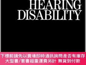 二手書博民逛書店預訂Assessment罕見Of Hearing Disability - Guidelines For Medi