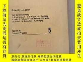 二手書博民逛書店structure罕見and collisions of ions and atoms(P2047)Y1734