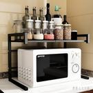 微波爐置物架  廚房落地多層家用省空間多...