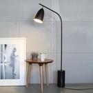 限定款立燈 北歐大理石落地燈輕奢客廳沙發落地燈簡約現代創意臥室書房燈具jj