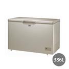 【SANLUX 台灣三洋】386公升無霜冷凍櫃 SCF-386GF