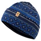 [好也戶外]mont-bell Warm cap提花帽/墨水藍/淺綠/棕卡其 No.1118236-KBL/MTGN/BNKH