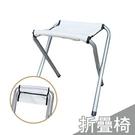 派樂 超輕量便攜式折疊椅 (4張)戶外椅 野餐露營用椅 輕巧收納椅 加粗鋼管 耐重最大90kg