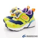 日本月星頂級童鞋 玩具總動員電燈鞋 ON2497綠(中小童段)