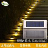 太陽能戶外庭院燈家用花園別墅裝飾路燈樓梯地燈