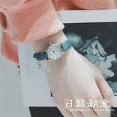 手錶 ins手表女復古文藝學生韓版簡約潮流百搭小巧小清新森系風