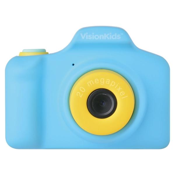 VisionKids HappiCamu Plus 2000萬像素兒童數位相機 藍