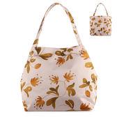 Sybilla 印度夏季花卉圖案大手袋賈姬包(粉色)000741-1