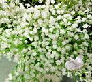 [單枝價錢] 白色仿真滿天星假花 人造花...