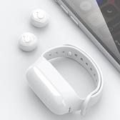 2021年新款真無線藍牙耳機單雙耳微小型隱形入耳式可愛迷你男女生款適用vivo華為o