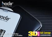 免運 贈快充線 hoda 公司貨 3D隱形滿版 iPhone11 / 11 Pro Max i11 保護貼 曲面熱彎曲 9h鋼化玻璃
