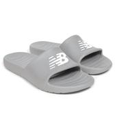 New Balance男女款灰色防水拖鞋-NO.SUF100TG
