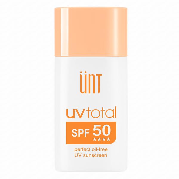 UNT 白茶輕透無油防曬乳 SPF50 40ml