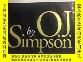 二手書博民逛書店I罕見WANT TO TELL YOU by OJ.Simpso