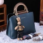 女包2020新款凱狄歐時尚潮貝殼手提包通勤單肩斜挎女士包 依凡卡時尚