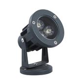 led3W小射燈戶外防水
