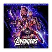 復仇者聯盟:終局之戰 電影原聲帶 CD OST (購潮8) 環球   50087414993