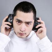 專業睡眠用耳罩隔音睡覺防噪音工廠學習舒適降噪隔音耳機耳塞 qf574【旅行者】