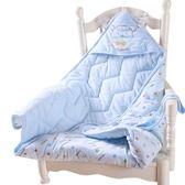 抱被新生兒棉質加厚保暖嬰兒包被抱毯寶寶用品襁褓包巾 開學季特惠減88