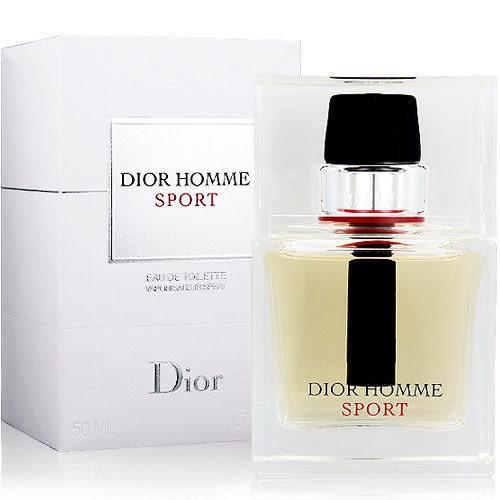 ※薇維香水美妝※Dior Homme Sport 男性淡香水 5ml分裝瓶 實品如圖二